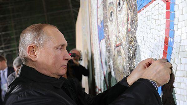 Srbija počela sa pripremama za posetu predsednika Putina