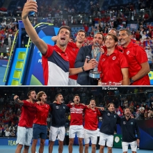 Srbija prvi osvajac ATP kupa