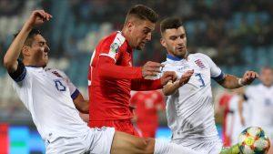Srbija savladala Luksemburg u pretposlednjem meču kvalifikacija za EP