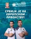 Srbija sinoć obezbedila učešće na PES21 Evropskom prvenstvu