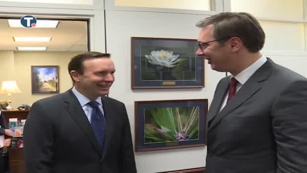 Srbija sve poštovanija u Kongresu SAD