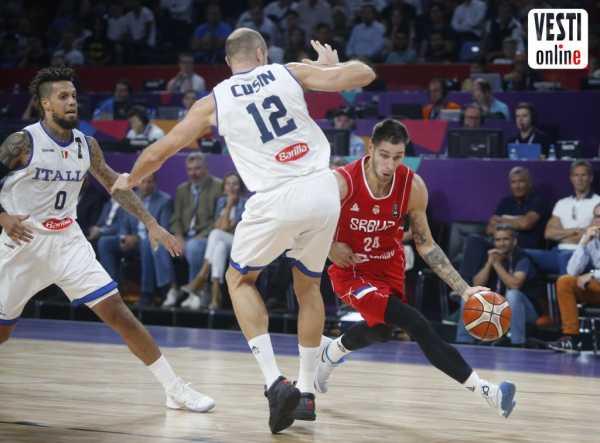 Srbija u četvrtom uzastopnom polufinalu, Italija nadskočena, neka se spremi Rusija
