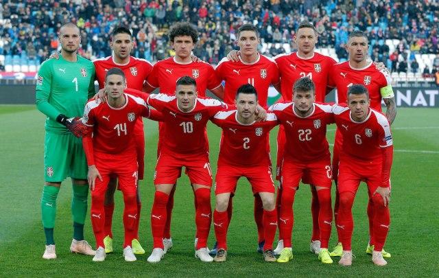 Srbija u kvalifikacijama za EP može da dobije jugoslovensku grupu