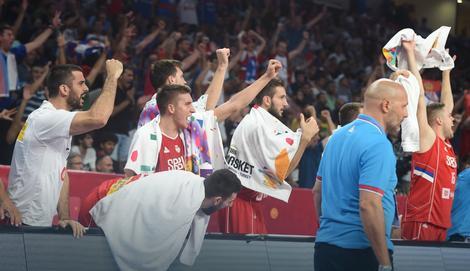 Srbija u polufinalu!