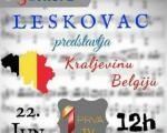 Srbija u ritmu Evrope: Leskovac predstavlja Kraljevinu Belgiju