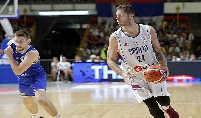 Srbija ubedljivo pobedila Estoniju