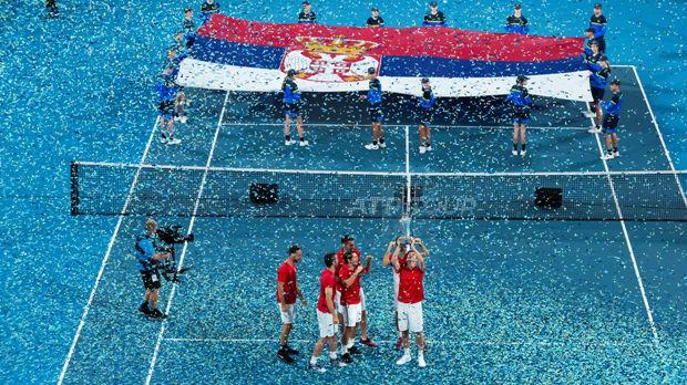 Srbija – zemlja iz koje počinje oporavak tenisa