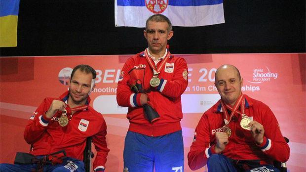 Srbiji novo zlato i rekord u ekipnoj konkurenciji