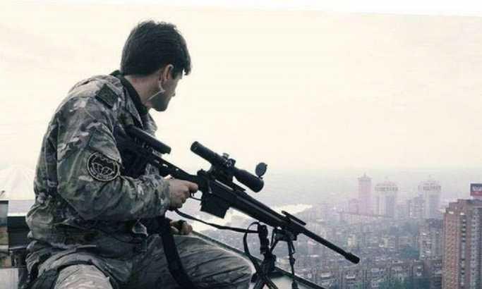 Srbin heroj u ratu i na filmu