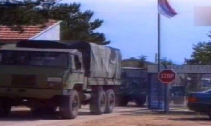 Srbin optužen za ratne zločine (5): Slali dete u izvidnicu