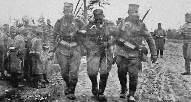 Srbin prva, Kanađanin zadnja žrtva Velikog rata