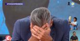 Srceparajuće  Gojkočea nije mogao da zaustavi suze VIDEO