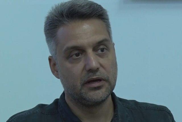 Srdan Golubović: Književnost mi donosi smirenost na snimanju