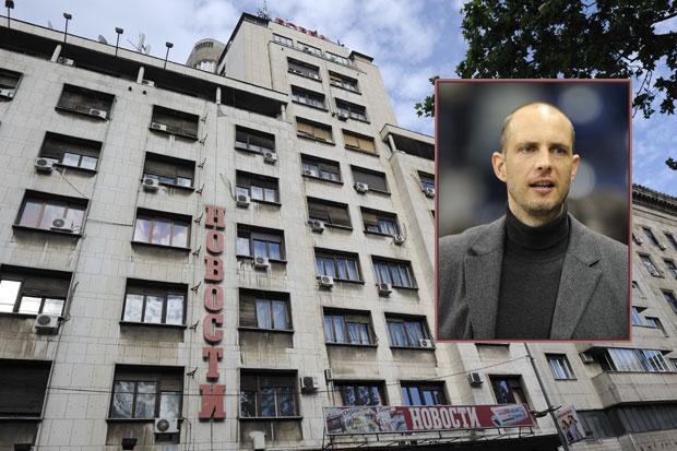 Srđan Muškatirović novi direktor kompanije Novosti