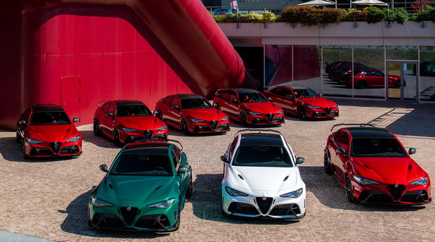 Srećan rođendan, Alfa Romeo: proslava 111-godišnje istorije