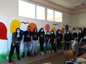 Srednjoškolci u Bujanovcu sredili kantinu