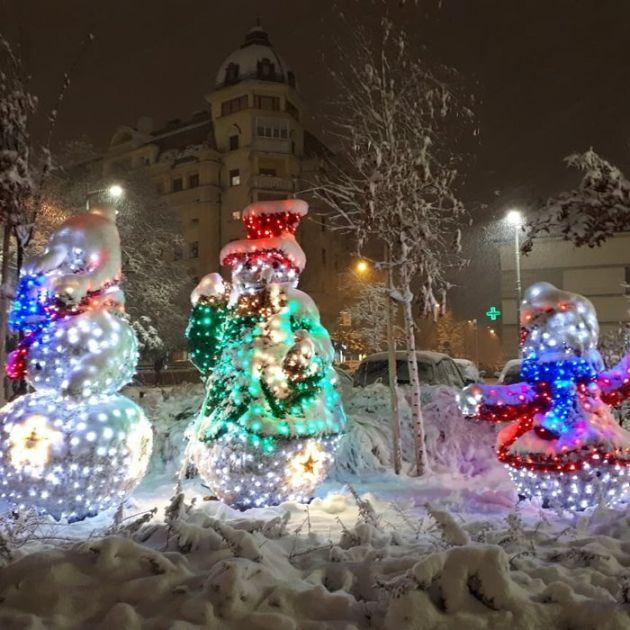 Sremska Mitrovica sprema doček Nove godine za mališane