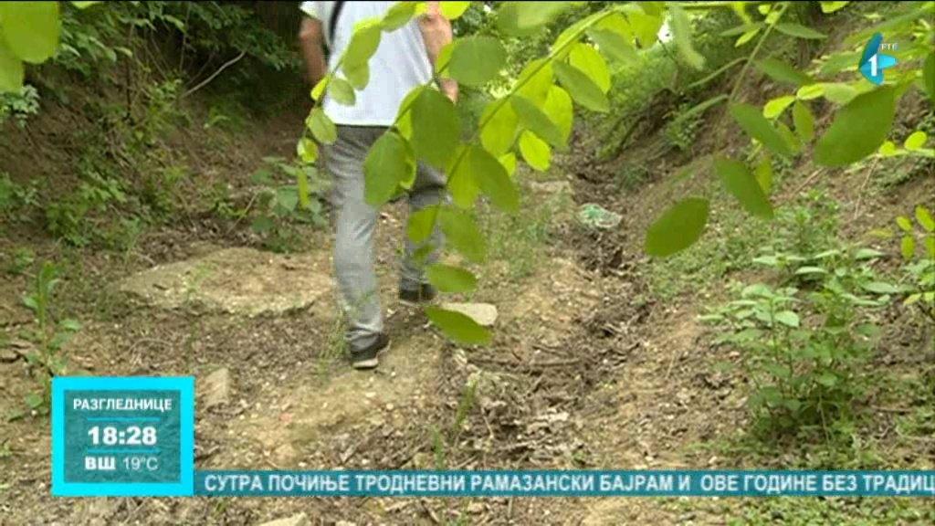 Sremski Karlovci: Put ka Seliškom ataru i dalje u lošem stanju
