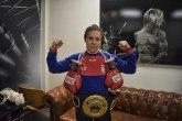 Srpska bokserka je prvakinja sveta u muva kategoriji