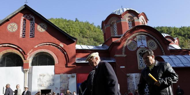 Srpska dobra na Kosovu ostala na listi Uneskove baštine u opasnosti
