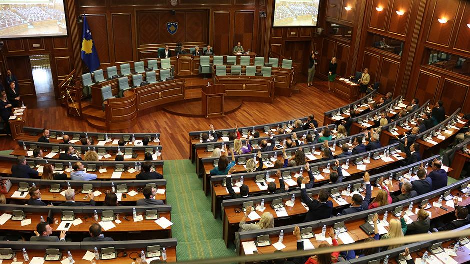 Skupština Kosova usvojila Zakon o Bezbednosnim snagama