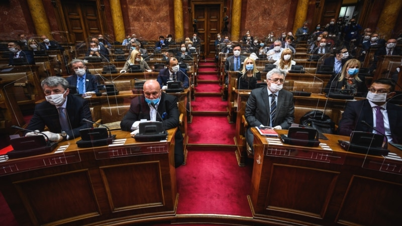 Srpska opozicija u dve kolone pregovora o izbornim uslovima