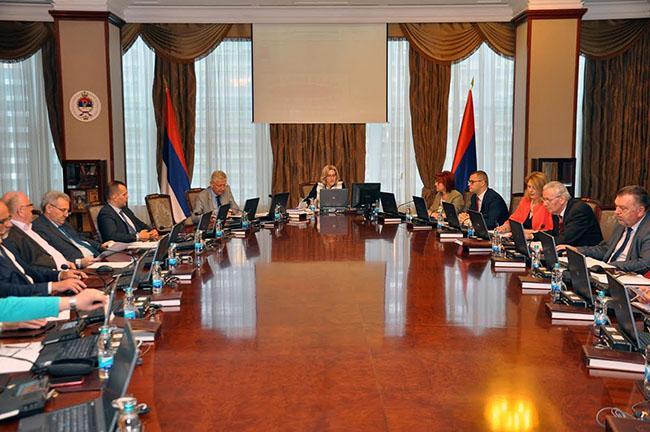 Srpska usvojila Prijedlog ekonomskih reformi za period 2020. – 2022. godine