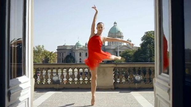 Srpska zvezda bečkog baleta čeka svoj prvi nastup u Beogradu