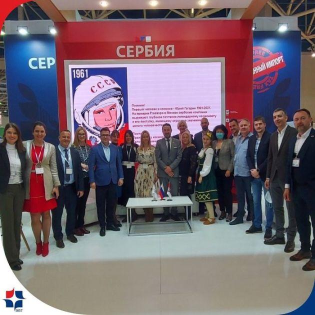 PKS: Rusi prepoznaju kvalitet srpske hrane i rado je kupuju