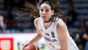 Srpske košarkašice protiv Kine u četvrtfinalu OI