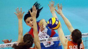 Srpske odbojkašice na Italiju u četvrtfinalu OI