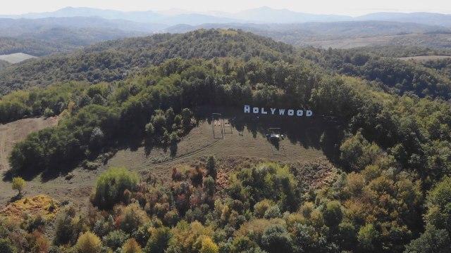 Srpski Holivud podignut na kredit: Ivo Car od običnog brda za 12 godina napravio čudo