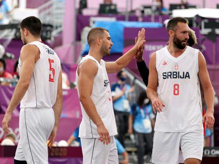 Srpski basketaši poraženi od Rusije u polufinalu OI