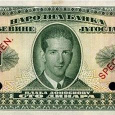 Srpski dinar je nekada ličio na američki dolar? Tajna neobjavljenih novčanica Kraljevine Jugoslavije (FOTO)