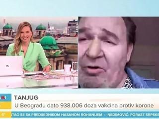 Srpski glumac besan jer ga je voditeljka pitala o presudi za drogu