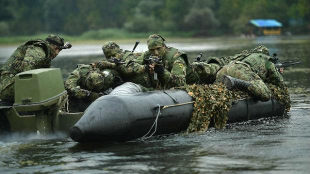 Srpski izviđači – duboko iza neprijateljskih linija