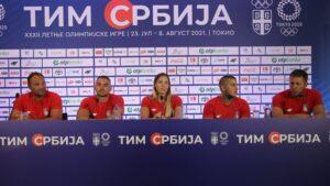 Srpski kajakaši otputovali na Olimpijske igre
