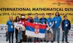 Srpski matematičari osvojili šest medalja