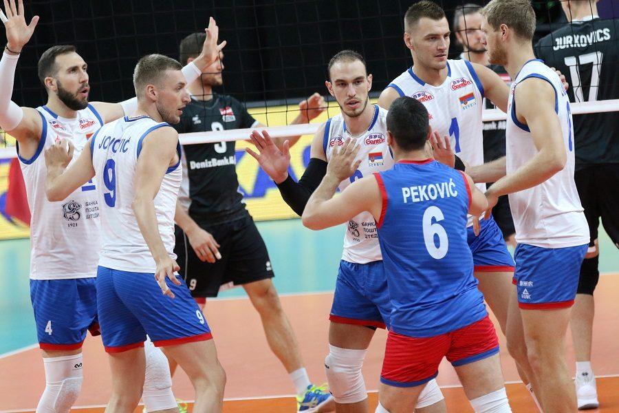 Srpski odbojkaši poručuju: Čekaju nas još jače utakmice