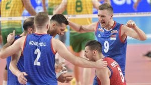 Srpski odbojkaši sutra počinju takmičenje na Evropskom prvenstvu