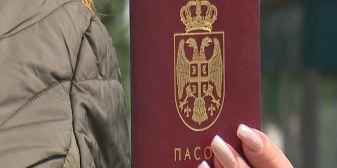 Srpski pasoš 36. po vrednosti u svetu