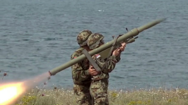 Srpski raketaši dejstvovali po ciljevima na Šabli