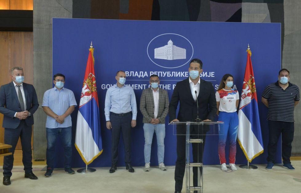 Srpskim sportistima besplatno testiranje na COVID-19