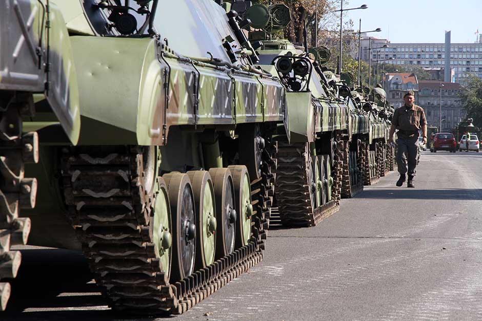 Srpsko borbeno vozilo kurjak- svetsko haj tek čudo