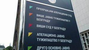 Srpsko tužilaštvo odbacuje optužbe tužioca Crne Gore za mešanje u slučaj terorizam