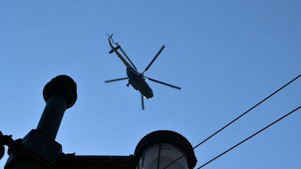 Srušio se helikopter kod Moskve, poginula oba pilota