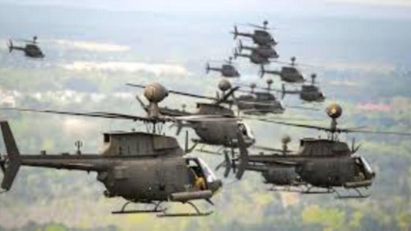 Srušio se hrvatski vojni helikopter