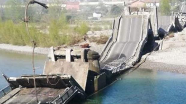 Srušio se još jedan most u Italiji, nema žrtava
