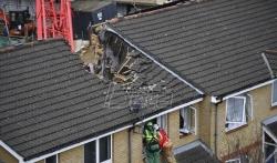 Srušio se kran u Londonu, četiri osobe povredjene, jedna nestala