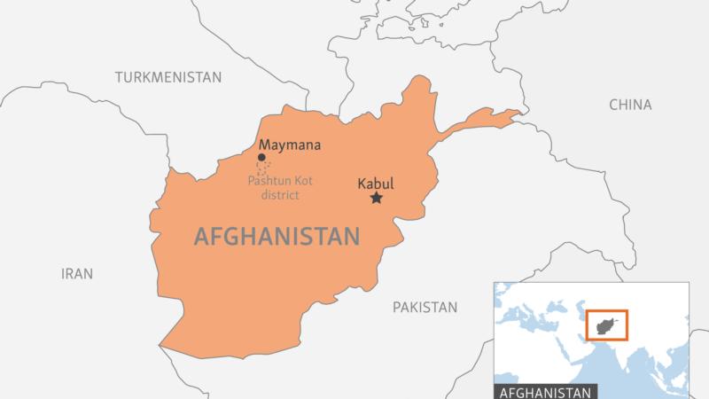 Srušio se putnički avion u Afganistanu